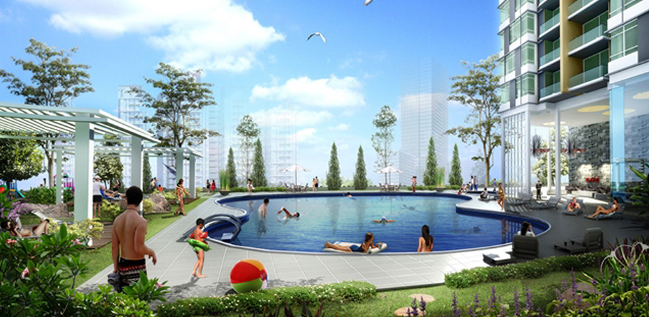 City Of Green Swimming Pool