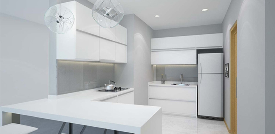 City Of Green modern kitchen design