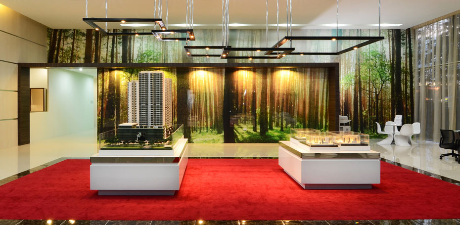 City Of Green showroom unit 2